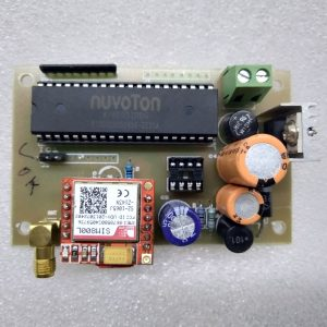 GSM controller board