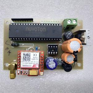 GSM controller board