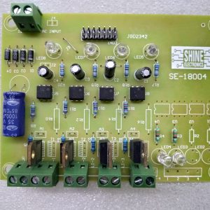Isolated 4 Output board